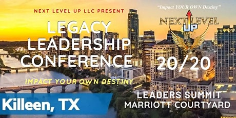Legacy Leadership Conference 20/20 tickets