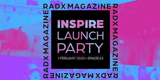 RadX Magazine Launch Party