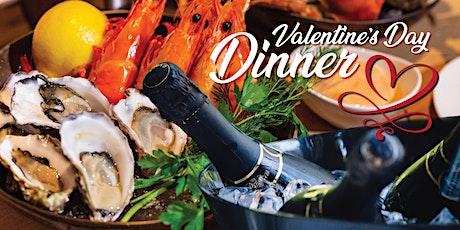 Valentine's Day Seafood Dinner at Sailmaker Restaurant tickets