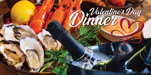 Valentine's Day Seafood Dinner at Sailmaker Restaurant