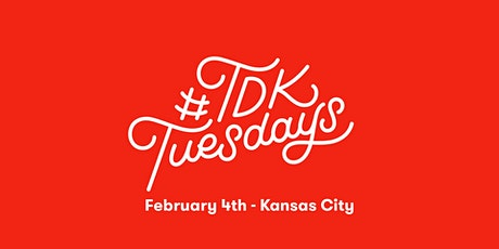Whiskey Design Studio Tour - #TDKTuesdays x Kansas City tickets