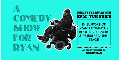 A Comedy Show for Ryan tickets