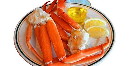 Mt. Zion Baptist Church 5th Annual Crab Feed  tickets