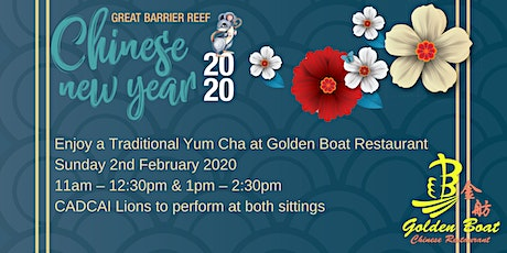 Traditional Yum Cha tickets