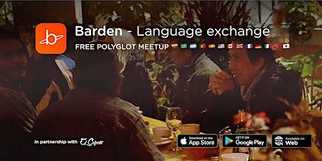 Barden Linguistics Free Polyglot Meetup Quito Ecuador entradas