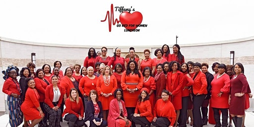 Tiffany's 4th Annual Go Red  For Women Luncheon