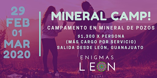 CAMP MINERAL!