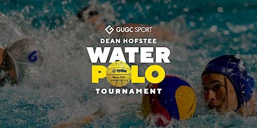 Dean Hofstee Water Polo Tournament