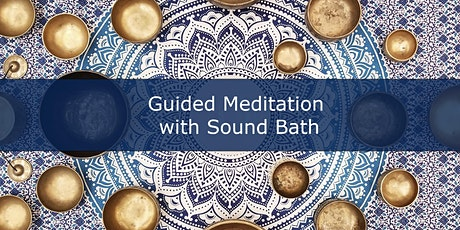 Come Experience Sound Bath with Guided Meditation – Menlo Park tickets