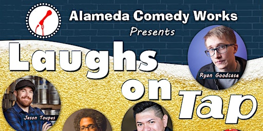 Alameda Comedy Works presents Laughs on Tap at Faction Brewing