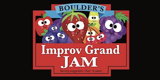 IMPROV GRAND JAM