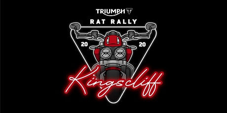 Triumph RAT Rally 2020 tickets