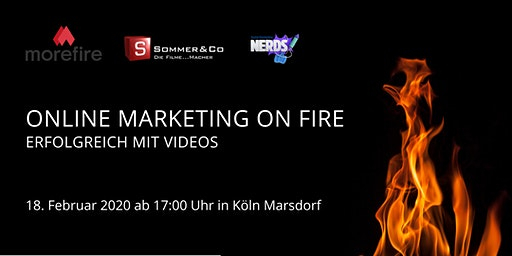 Online Marketing on fire @Sommer & Co. - Mehr Erfolg mit Videos