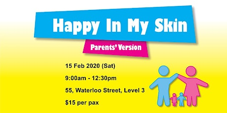 Happy In My Skin - Parents' Version tickets