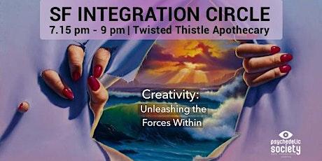Integration Circle: Unleash Your Creativity tickets