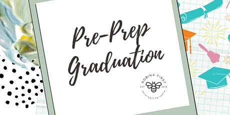 Pre-Prep Graduation Ceremony tickets