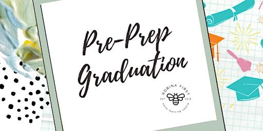 Pre-Prep Graduation Ceremony