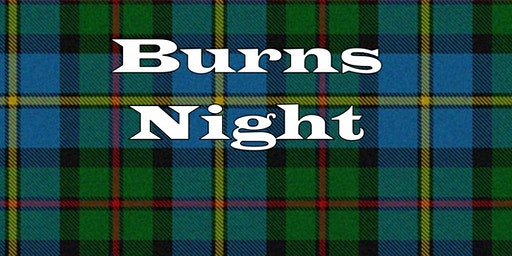 Burns Supper with the Portland Highland Games