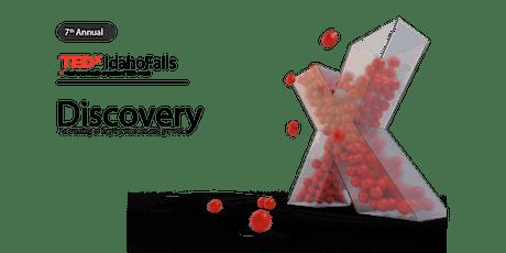 TEDxIdahoFalls: Discovery tickets