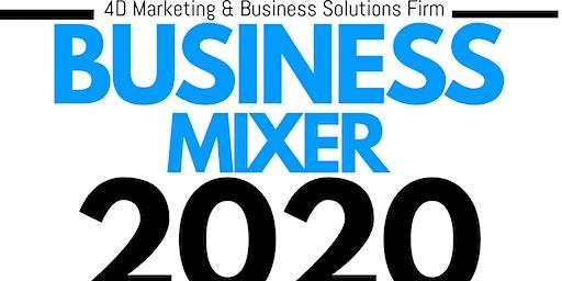 4D Business Mixer 2020