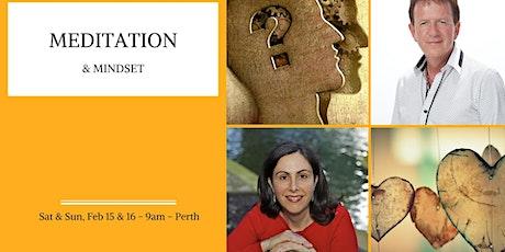 Meditation & Mindset Event - Perth tickets