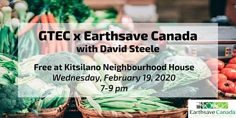 GTEC x Earthsave Canada tickets