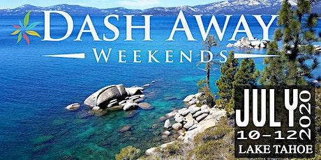 Dash Away Weekend #33- Lake Tahoe 2020 tickets