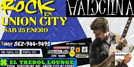ROCK EN VIVO UNION CITY NJ entradas
