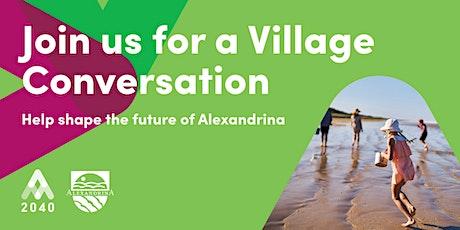 Village Conversation: Goolwa tickets