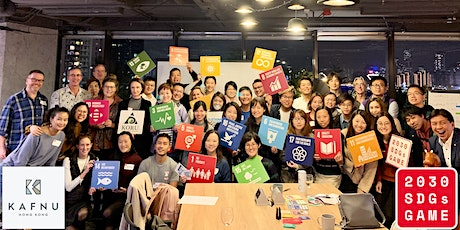 2030 Sustainable Development Goals Game - Hong Kong tickets