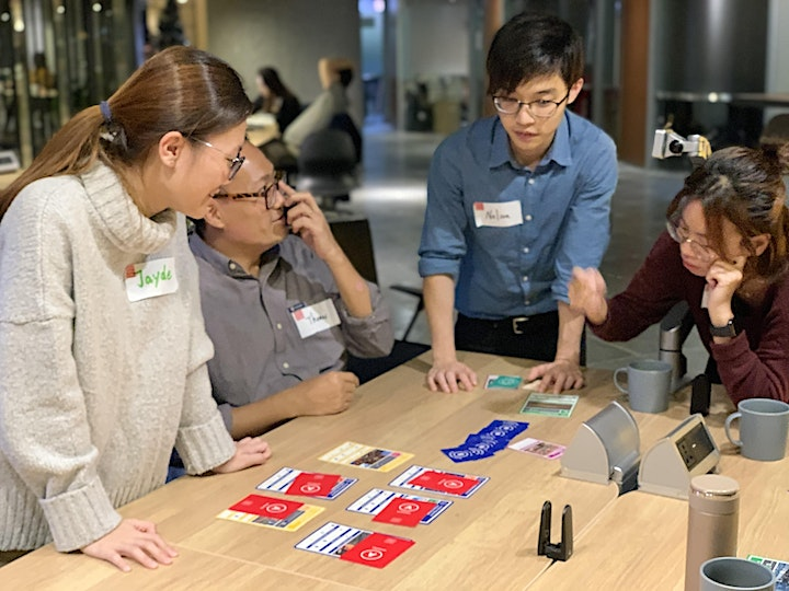 2030 Sustainable Development Goals Game - Hong Kong image
