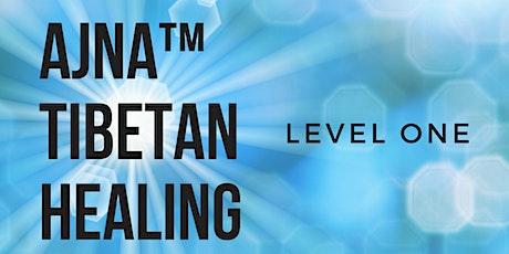 Ajna™ Tibetan Healing Course - Level One tickets