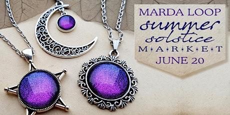 Marda Loop Summer Solstice Artisan Market tickets