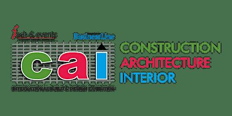 Construction Architecture Interior Expo 2020 Coimbatore tickets