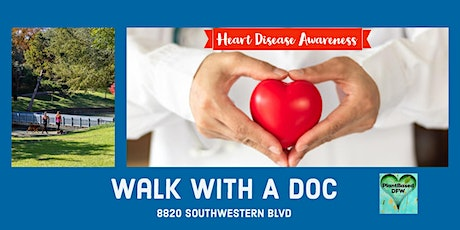 Walk With A Doc Dallas, February 15, 2020 at 10 am tickets