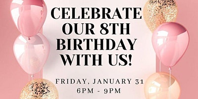 Love Shack Boutique Is Turning 8!