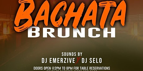 Bachata  Brunch Sundays tickets