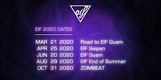 Electric Island Festival Guam 2020