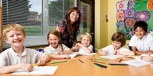Let's Count Workshop for Parents