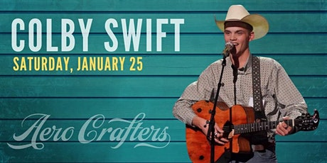 Colby Swift at Aero Crafters tickets