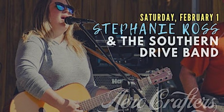 Stephanie Ross and Southern Drive Band at Aero Crafters! tickets