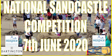 Westward Ho! National Sandcastle Competition tickets