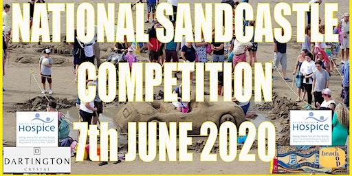 Westward Ho! National Sandcastle Competition