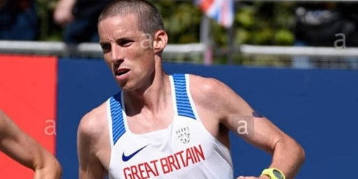 An evening with Andrew Davies - Elite Runner & Steve Vernon - Elite Coach