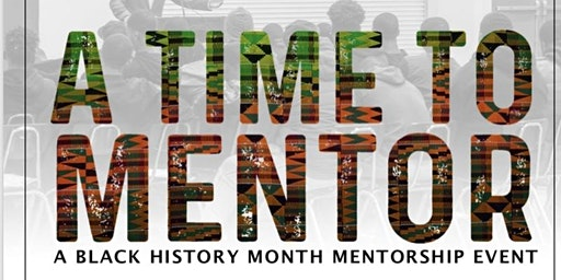 A Time To Mentor Symposium