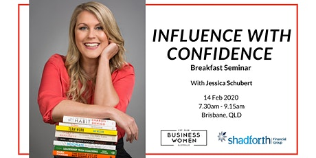 Brisbane, BWA: Influence with Confidence tickets