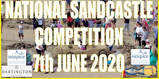 Westward Ho! National Sandcastle Competition - KIDS