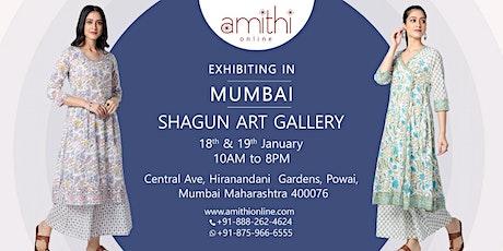Amithi Online Mumbai Exhibition tickets