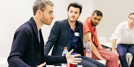 ESCP  entrepreneurship meet up in London - by Blue Factory tickets