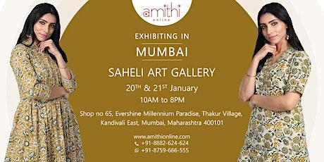 Amithi Online Kandivali East Mumbai Exhibition tickets